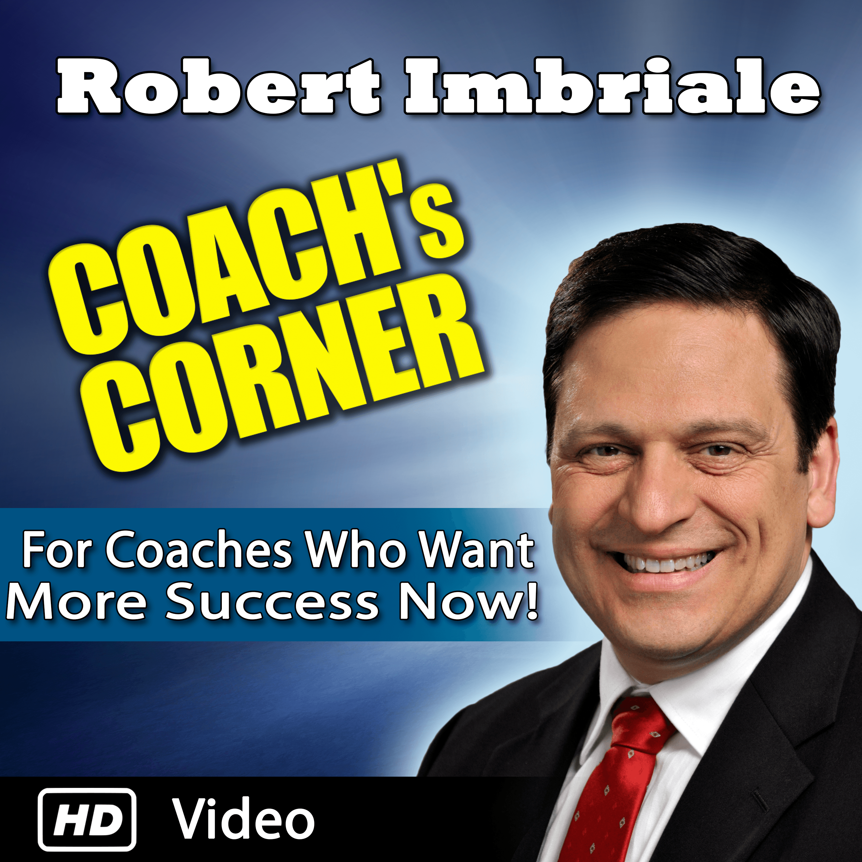 Coach's Corner with Robert Imbriale